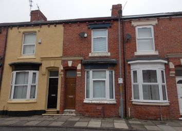 Thumbnail 4 bedroom terraced house for sale in Holly Street, Middlesbrough