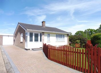 Thumbnail 2 bedroom detached bungalow to rent in Highfield, Eye