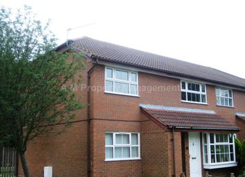 Thumbnail 2 bed maisonette to rent in Wild Close, Lower Earley, Reading