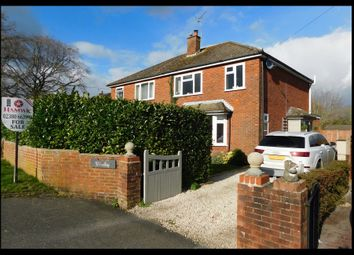 3 bed semi-detached house for sale in Loperwood Lane, Calmore, Southampton SO40