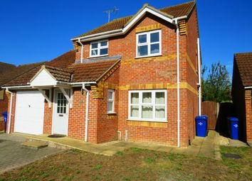 Thumbnail 3 bed detached house to rent in Jubilee Road, Lakenheath, Brandon