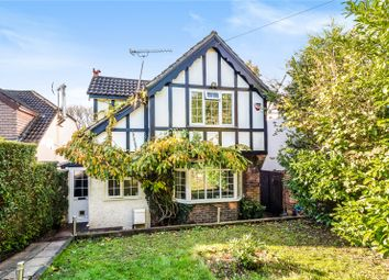 Thumbnail 3 bed detached house for sale in Sunny Rise, Chaldon, Caterham, Surrey