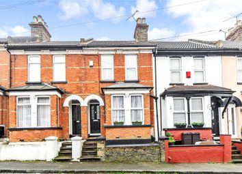 Thumbnail 2 bedroom terraced house for sale in Clive Road, Rochester, Kent