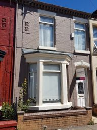 Thumbnail 3 bedroom terraced house to rent in Newman Street, Kirkdale, Liverpool