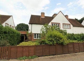 Thumbnail 3 bed semi-detached house to rent in Chestnut Avenue, Whiteley Village, Hersham, Walton-On-Thames, Surrey