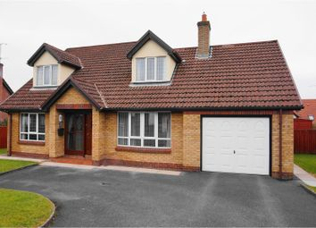 Thumbnail 3 bed detached house for sale in The Limes, Enniskillen