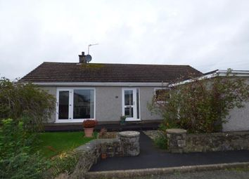 Thumbnail 2 bed bungalow for sale in Minffordd Estate, Benllech, Tyn-Y-Gongl, Sir Ynys Mon