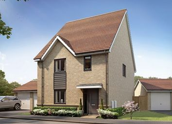 "Thumbnail 4 bed property for sale in ""The Salena"" at Botley Road, Curbridge"