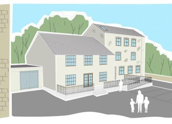 Thumbnail 2 bed flat for sale in Trenance Mill Flats, Blowing House Hill, St Austell