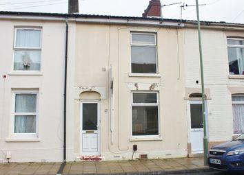 Thumbnail 2 bedroom terraced house for sale in Albert Street, Gosport