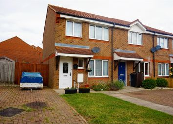 Thumbnail 3 bed end terrace house for sale in Alfred Road, Eastbourne