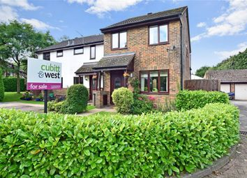 Thumbnail 3 bed end terrace house for sale in Chadhurst Close, North Holmwood, Dorking, Surrey