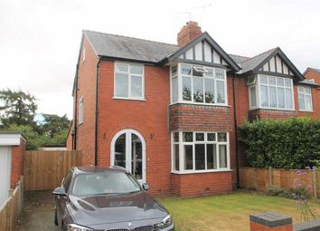 Thumbnail 3 bed semi-detached house for sale in Alexandra Avenue, Meole Brace, Shrewsbury