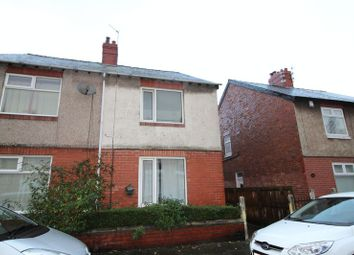 Thumbnail 3 bed terraced house to rent in Salisbury Street, Blyth