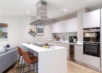 Thumbnail 3 bed flat for sale in Kilburn High Road, London