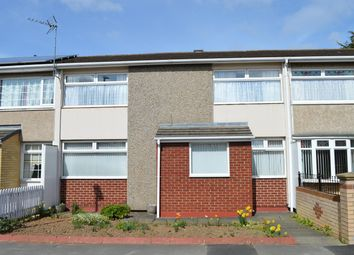 Thumbnail 3 bed terraced house for sale in Stockwith Close, Netherfields, Middlesbrough