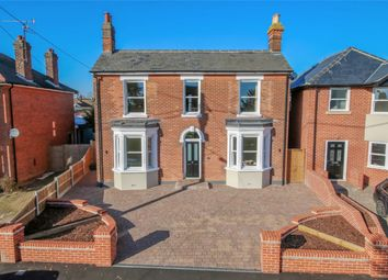 Thumbnail 5 bedroom detached house for sale in Belle Vue Road, Wivenhoe, Colchester, Essex