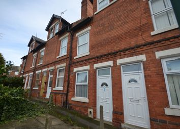 Thumbnail 2 bed terraced house to rent in Victoria Terrace, Sneinton, Nottingham