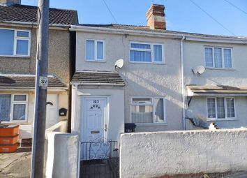Thumbnail 2 bedroom end terrace house for sale in Cricklade Road, Swindon
