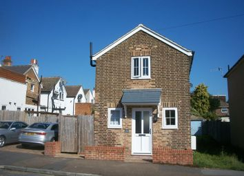 Thumbnail 1 bed detached house to rent in Albert Road, Merstham, Redhill