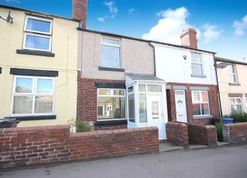 Thumbnail 2 bed terraced house to rent in Derbyshire Lane, Sheffield