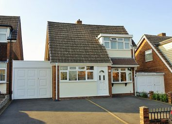 Thumbnail 4 bed detached house to rent in St Pauls Road, Burntwood