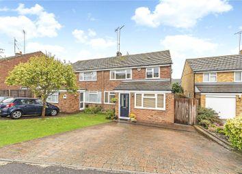 3 bed semi-detached house for sale in Vale Close, Harpenden, Hertfordshire AL5