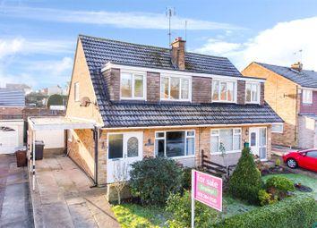 3 bed semi-detached house for sale in Arthursdale Drive, Scholes, Leeds LS15