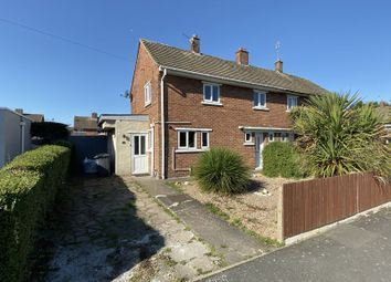 Thumbnail 3 bed semi-detached house for sale in Highfield Grove, Brigg