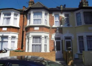 Thumbnail 4 bed flat to rent in Goldsmith Avenue, East Ham