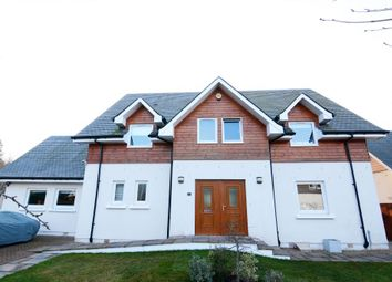 Thumbnail 5 bed detached house for sale in 1 Ruthvenmill View, Huntingtowerfield, Perth