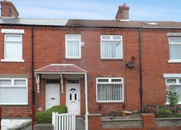 Thumbnail 3 bed terraced house for sale in North Seaton Road, Newbiggin-By-The-Sea