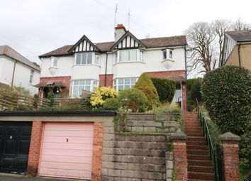 Thumbnail 3 bedroom semi-detached house for sale in Abergavenny Road, Usk