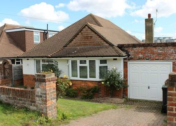 Thumbnail 3 bed bungalow for sale in Chichester Drive West, Saltdean, Brighton