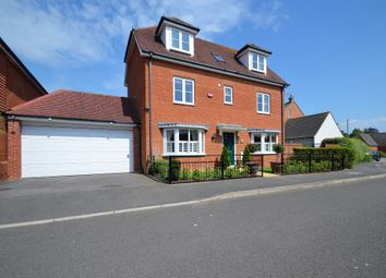 Thumbnail 5 bed detached house for sale in Longbeech Park, Canterbury Road, Charing, Ashford