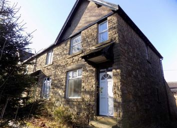 Thumbnail 3 bed terraced house for sale in Oak Bank, Newtown, Disley, Stockport