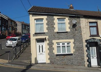 Thumbnail 3 bed end terrace house to rent in Penrhys Road, Tylorstown, Ferndale