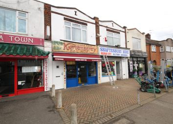 Thumbnail 2 bed flat for sale in Brentwood Road, Gidea Park