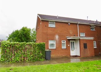 Thumbnail 3 bed end terrace house for sale in Wedgewood Road, Luton