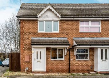 Thumbnail 2 bed end terrace house to rent in Morris Court, Aylesbury