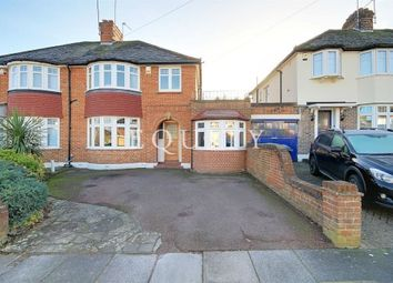 Thumbnail 3 bed semi-detached house for sale in Grafton Road, Enfield