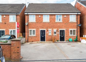 Thumbnail 4 bed semi-detached house for sale in Stone Court, Haydock