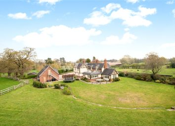 Thumbnail 5 bed detached house for sale in Bettys Lane, Beeston, Tarporley, Cheshire