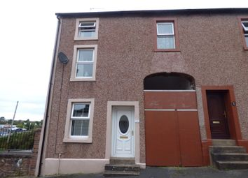 Thumbnail 2 bed end terrace house for sale in Union Street, Wigton, Cumbria