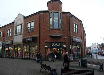 Thumbnail Retail premises for sale in Regent Walk, Redcar