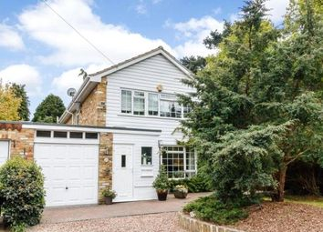 Thumbnail 4 bed detached house for sale in Woodham, Addlestone, Surrey
