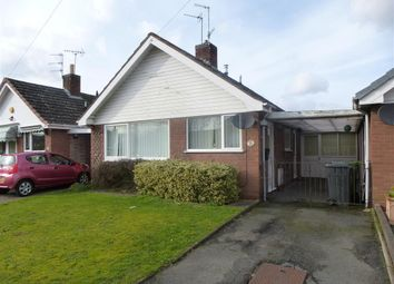 Thumbnail 2 bedroom bungalow to rent in The Deansway, Kidderminster