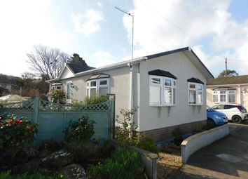 Thumbnail 2 bedroom mobile/park home for sale in Guildford Road, Hayle