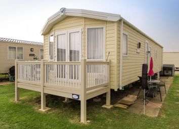 Thumbnail 2 bed mobile/park home for sale in Seaview Holiday Park, Whitstable
