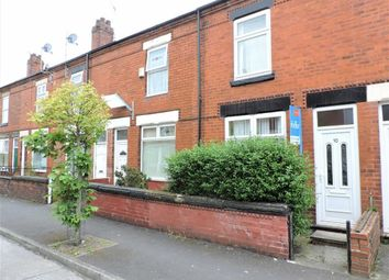 Thumbnail 2 bed terraced house to rent in Harrison Avenue, Levenshulme, Manchester